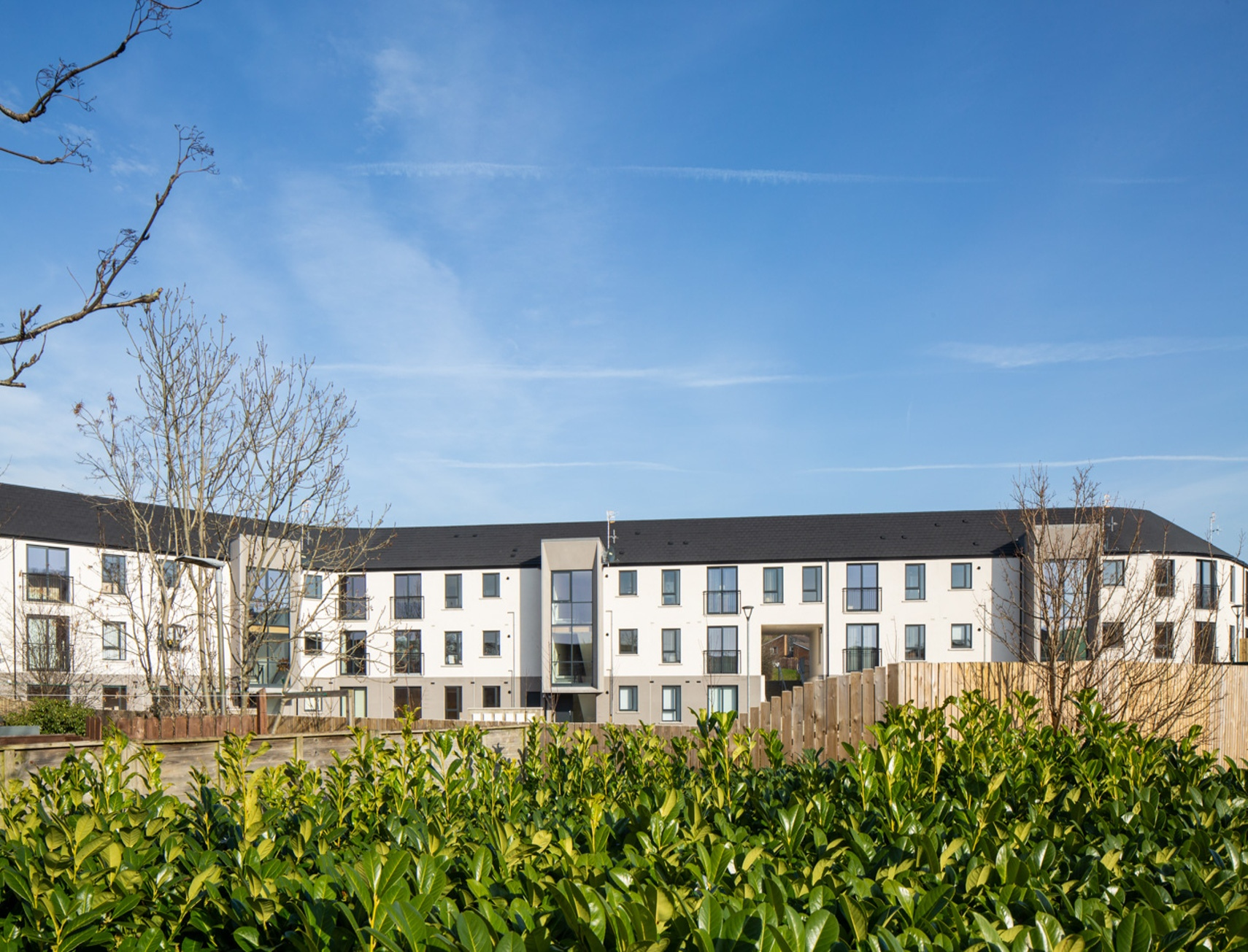 Social housing at Dromore Street, Banbridge