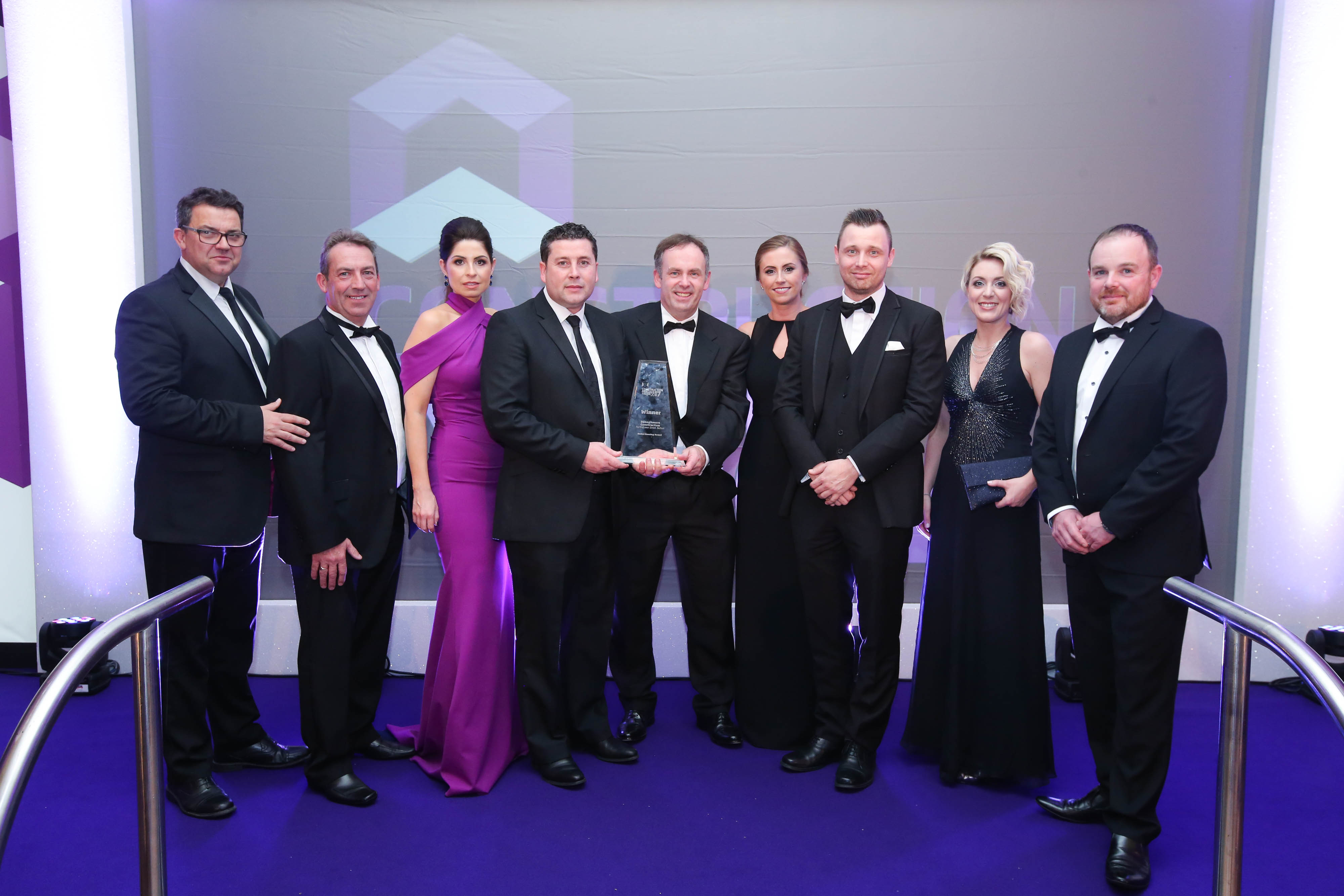 Success at CEF Construction Excellence Awards