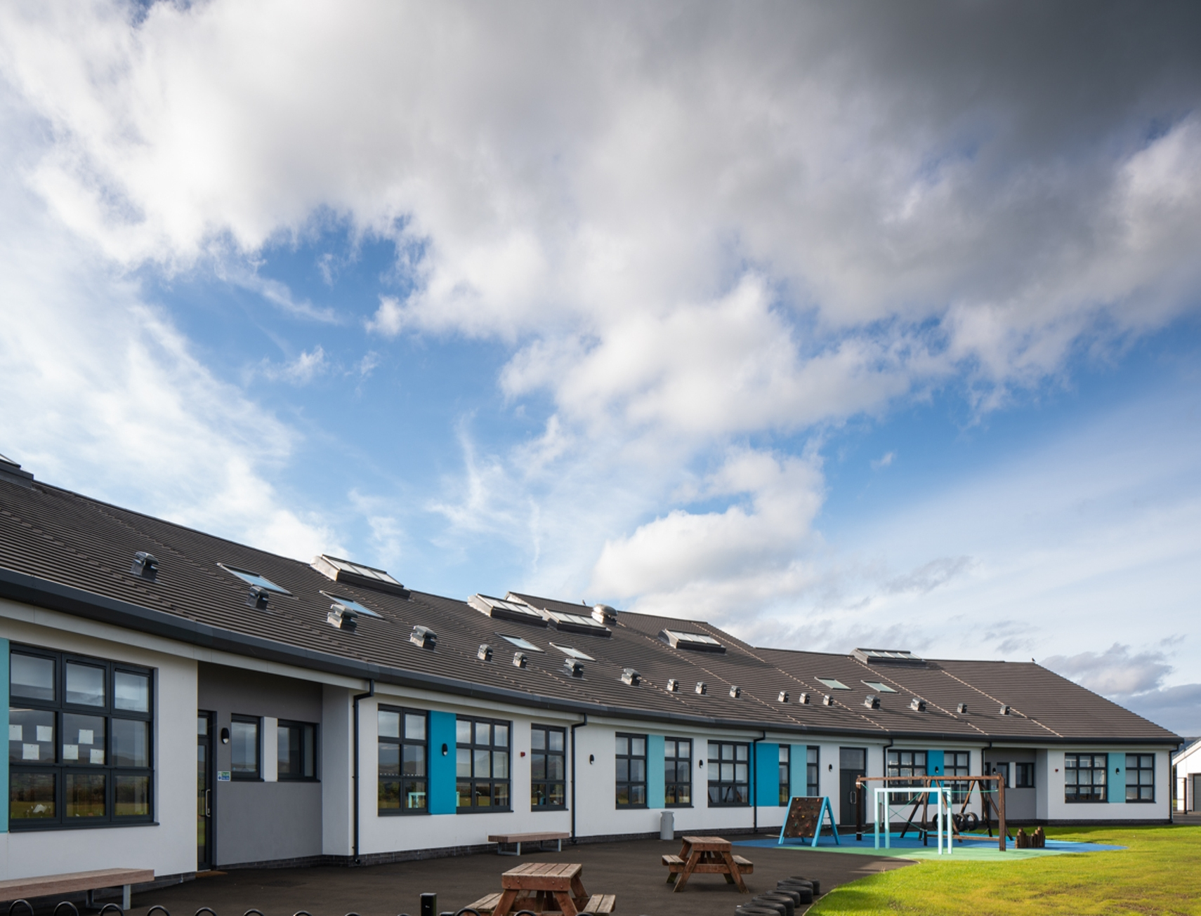 Corran Integrated Primary and Nursery School