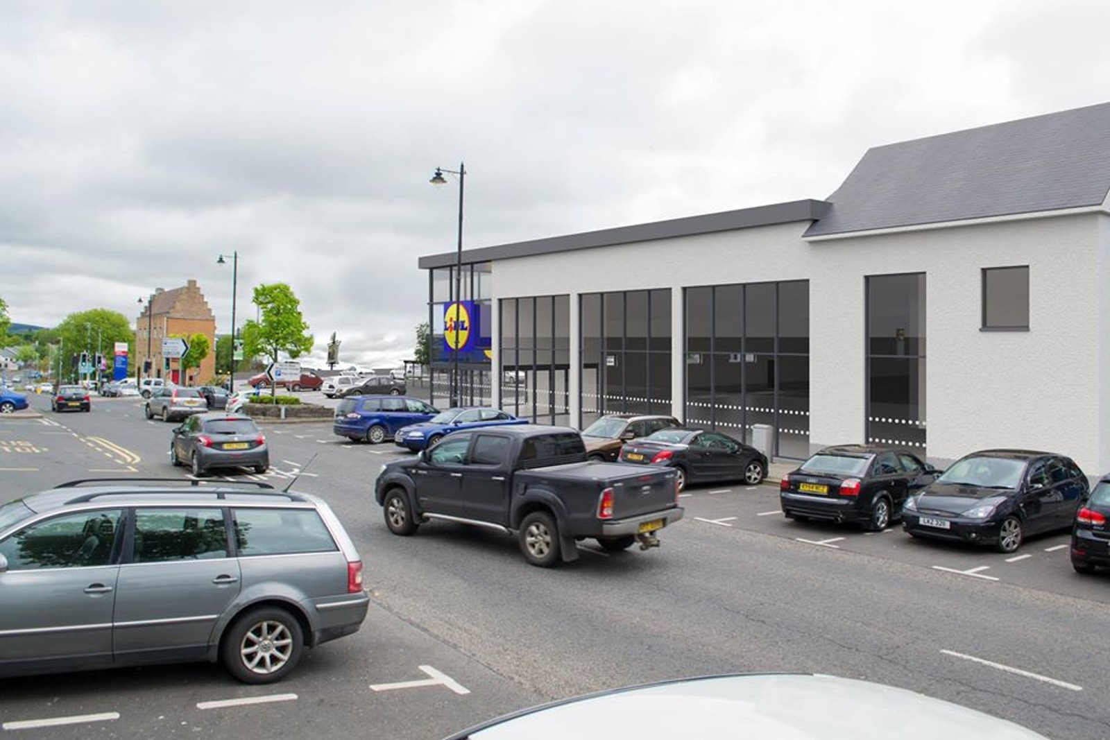 FORRME appointed as Main Contractor on 2 Lidl schemes