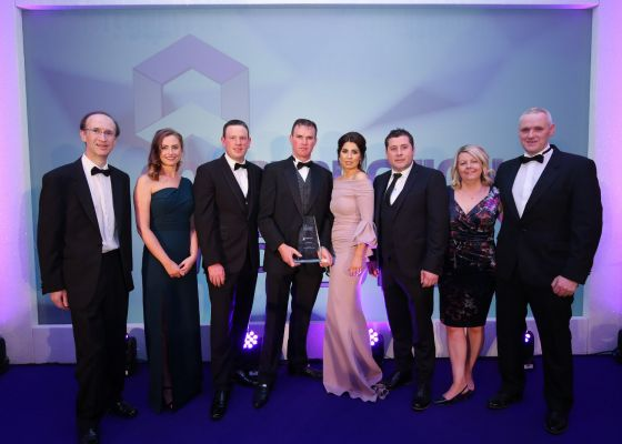 FORRME project recognised at 2018 Construction Excellence Awards
