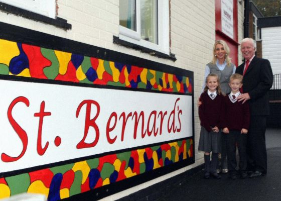 FORRME awarded contract at St. Bernard's Primary School