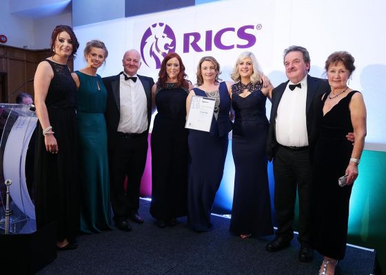 Forrme Highly Commended at 2016 RICS Awards