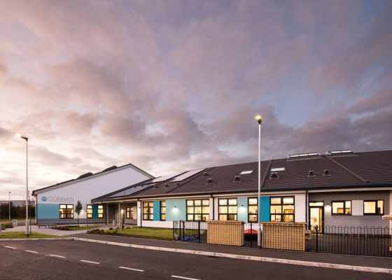 Project completion: Corran IPS & Nursery
