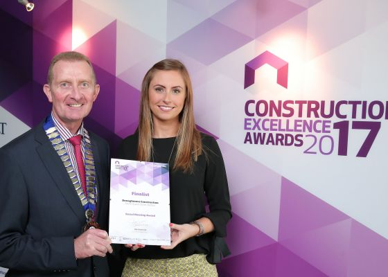 Forrme project amongst the finalists in Construction Excellence Awards 2017