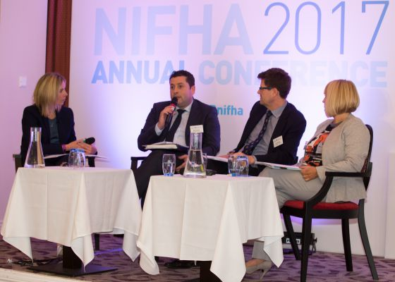 Forrme attend 2017 NIFHA Annual Conference