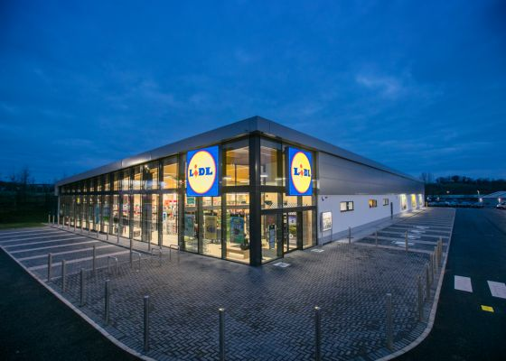 Project completion: LIDL Magherafelt