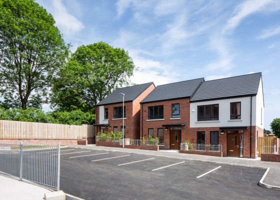 Project completion: Market Road, Ballymena