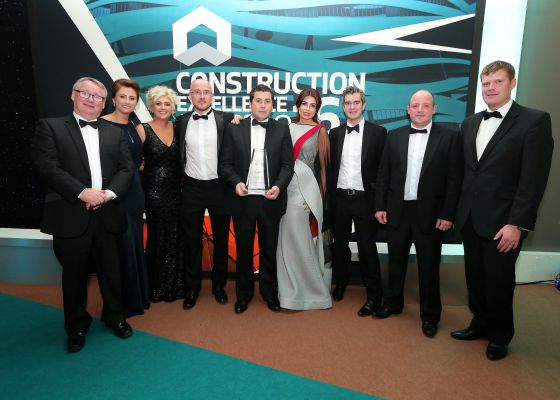 Success for Forrme at Construction Excellence Awards 2016