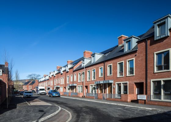 Project completion: Parkside Gardens, Belfast