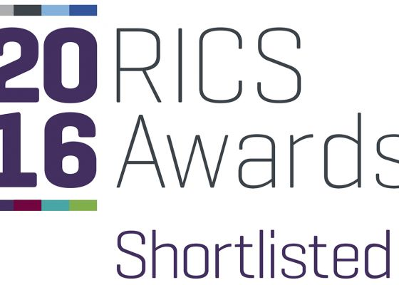 Lime Court shortlisted in 2016 RICS Awards