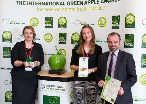 Forrme named National Champions at Irish Green Apple Awards
